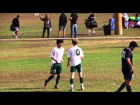 2016 Mosley High School JV Soccer Goals - Compilation