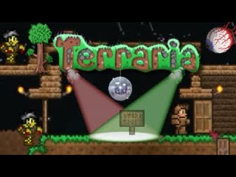 Terraria | Neos' Cool Pad For Cool People! | Let's Play Episode 2!