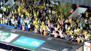 Ipswich Town vs Norwich City 2016/2017 matchday vlog!