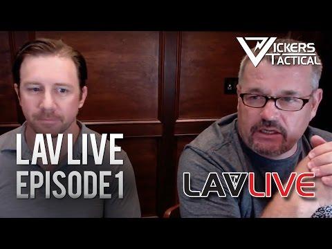 LAV LIVE Episode 1 - w/ Tyler Grey - PT. 1