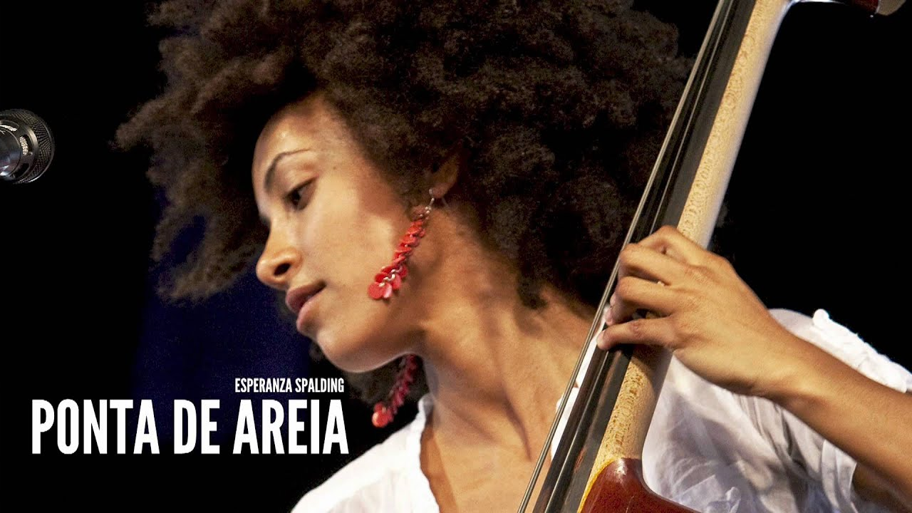 Ponta De Areia by Esperanza Spalding - Samples, Covers and Remixes