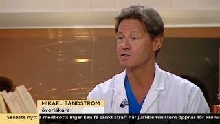 Doktorn avlivar myter om förkylningar - Nyhetsmorgon (TV4)