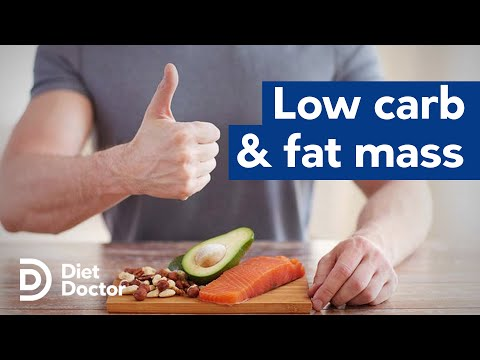 Low carb shrinks your fat