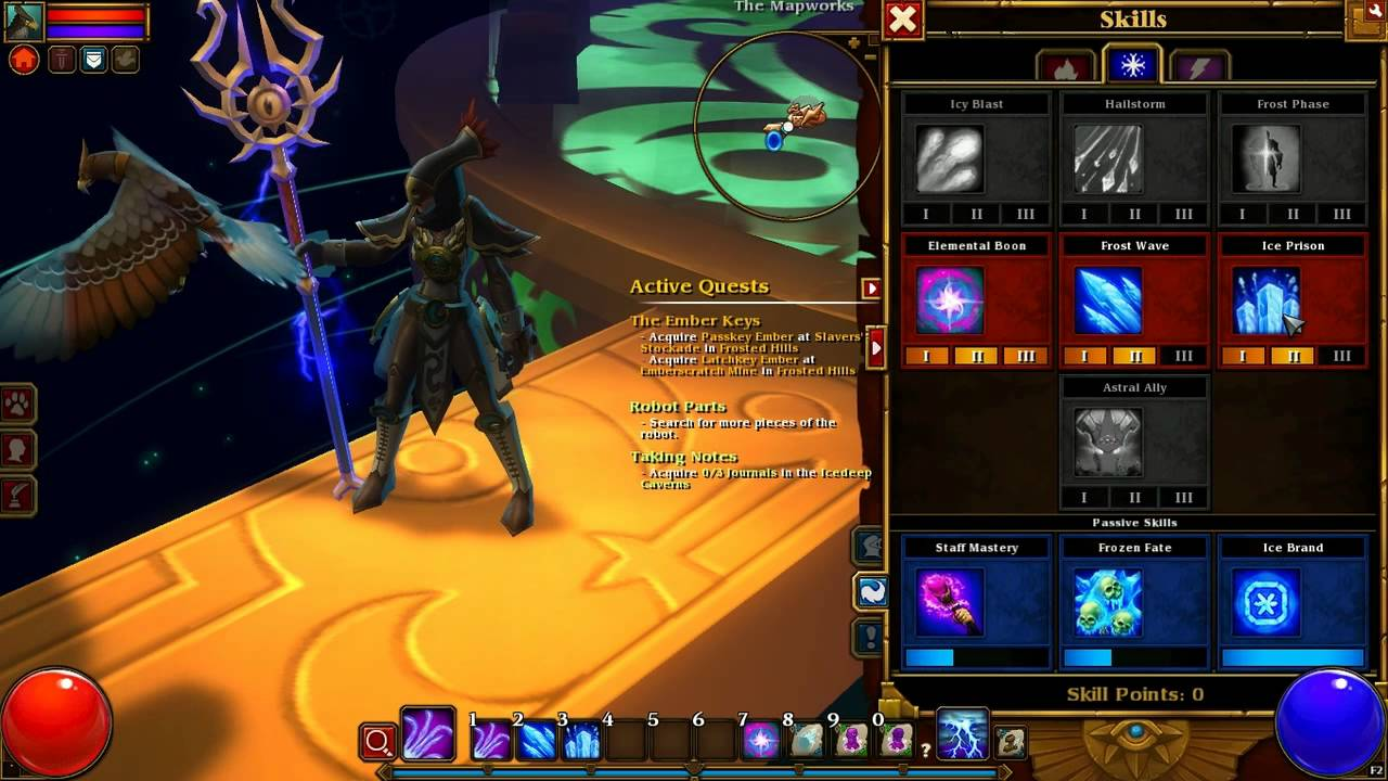 Torchlight  Build For