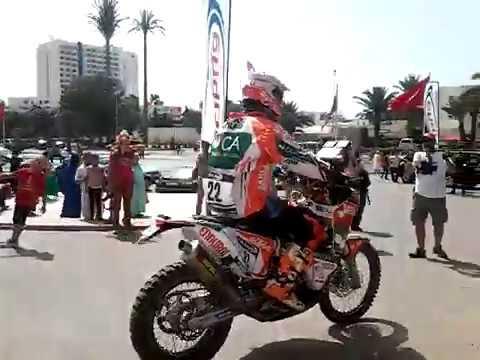 أكادير اوندورو في سباق دولي الدراجات النارية ENDURO MAXXIS AGADIR SPORT