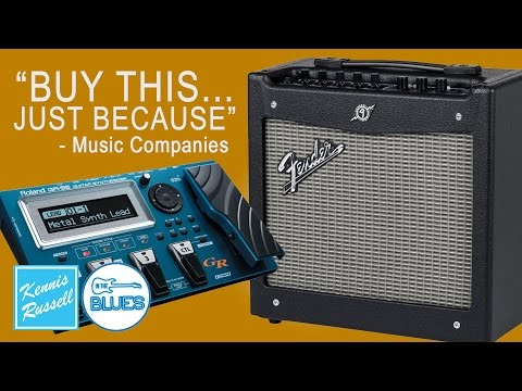 Do Big Music Companies Like Fender & Roland Get Marketing? - Kennis & Shane Discuss