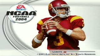 NCAA 04 COLLEGE CLASSICS GAME MODE - MINI GAMES IN SPORTS GAMES