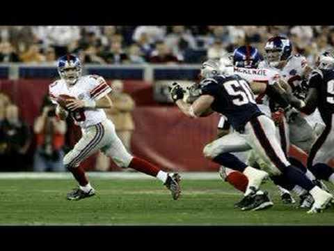 Tyree Manning Catch Super Bowl 42 (Marv Albert Calls It)