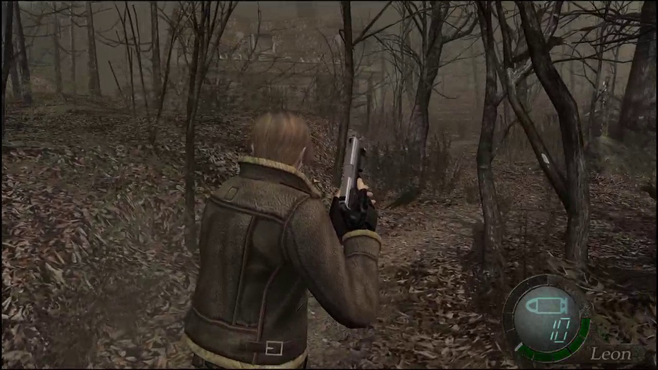 Resident Evil 4 Ps4 Pro 1 Youtube