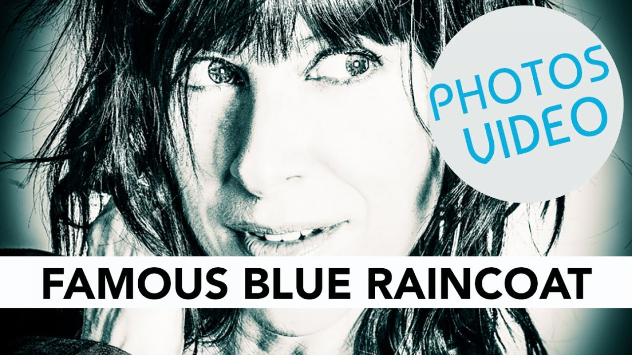 Luce Dufault - Famous Blue Raincoat