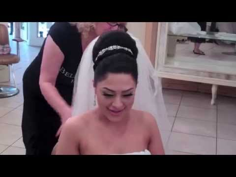 Gorgeous Bridal Hair & Makeup from Natural to Exotic!