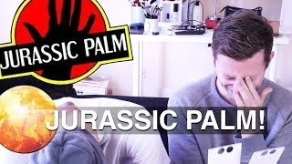 One of World Of The Orange's most viewed videos: JURASSIC PALM!