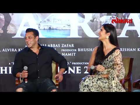 #ZindaSong | Bharat Music Launch | Salman Khan & Katrina Kaif | Tabu | Jacky Shroff