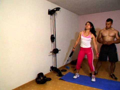 Xs home gym gimnasio casero abdominales cintura for Gimnasio casero