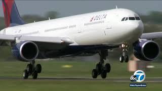 Delta bans emotional support animals on long flights   ABC7
