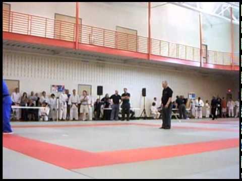 Nito Judo Cup - Vincent Bartee