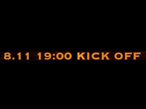 8.11 vs FC町田ゼルビア戦 ~熱き魂よ、集え。