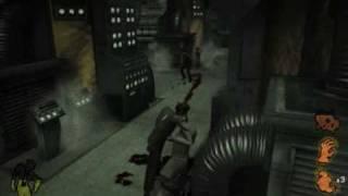 stubbs the zombie DEMO gameplay