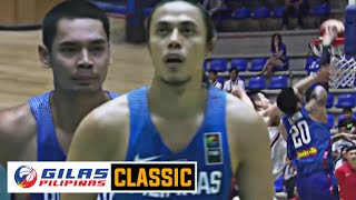 GILAS CLASSIC: Gilas Pilipinas vs China / TERRENCE ROMEO UMINIT, TINODAS ANG CHINA