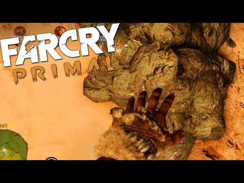 FAR CRY PRIMAL #20 - PEGANDO COCÔ DE RINOCERONTE! QUE LEGAL! PC 1080P 60FPS