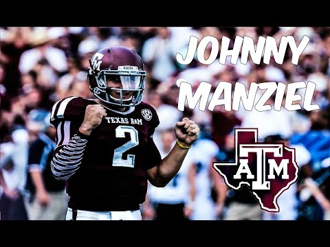 Johnny Manziel  Career Highlights