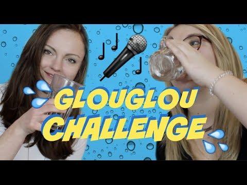 GLOUGLOU CHALLENGE   Lola Dubini ft. Sophie Riche