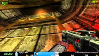 red faction 1 (pc) speed run : single segment (easy) 58:27