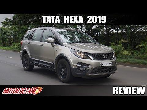 Tata Hexa 2019 Review | Hindi | MotorOctane