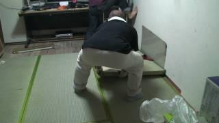 都内最速畳張替え Tatami from flooring