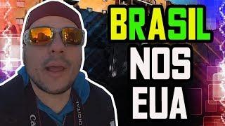 O BRASIL NOS EUA   VIDA EM BOSTON