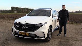 Yeni Mercedes EQC | Ilk Tam Elektrikli Mercedes | TR Test ve Inceleme