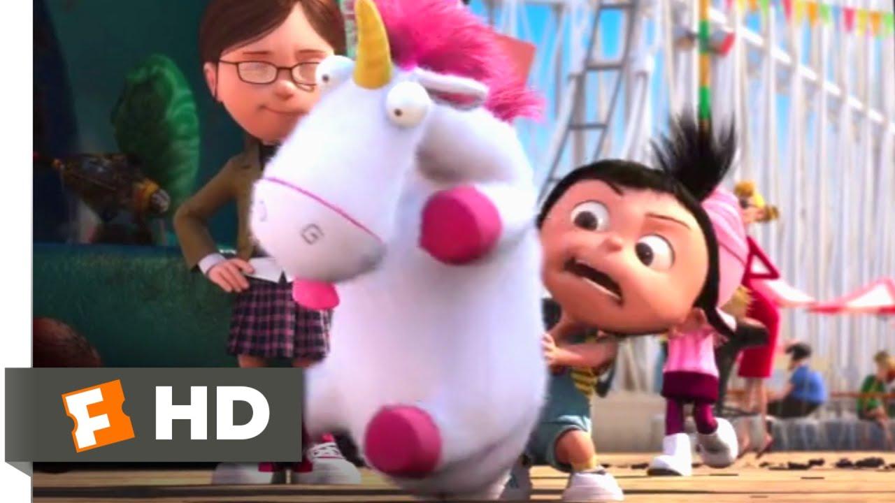 Download Despicable Me - It's So Fluffy! Scene   Fandango Family