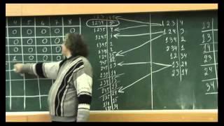 7 - Множества и подмножества. Числа Стирлинга