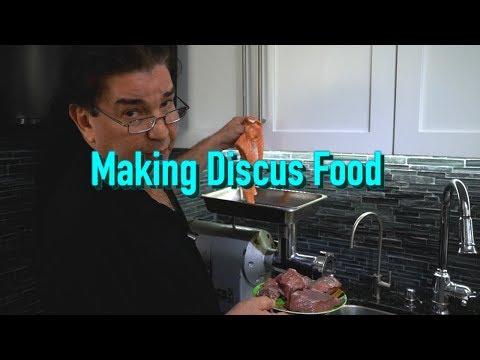 HOW TO: Make Quality Discus Food | Gabe Posada