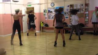 Little Nikki Says Choreography