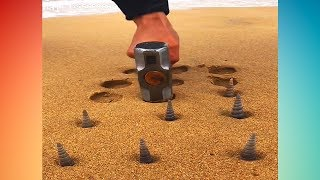 Download Newest Oddly Satisfying Video Compilation (Part 21) | Beautiful Relaxing Music for Stress Relief Mp3 and Videos