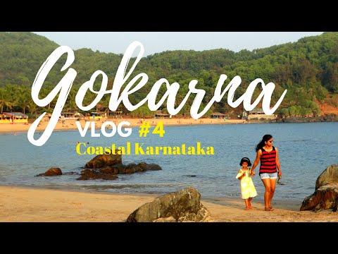 Gokarna | Om Beach | Kudle Beach | Mahabaleshwar Temple | Places To Visit | Coastal Karnataka VLOG#4