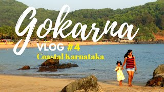 Gokarna   Om Beach   Kudle Beach   Mahabaleshwar Temple   Places to Visit   Coastal Karnataka VLOG#4