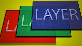 LAYER Basics For Digital Artists