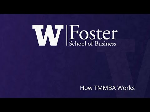 How the Technology Management MBA program works