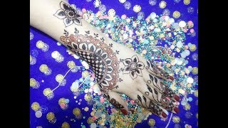 New Simple Beautiful Arabic Mehndi Design 2018 Eid Weddings and Diwali designs