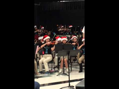 Carter Lomax Middle School Orchestra