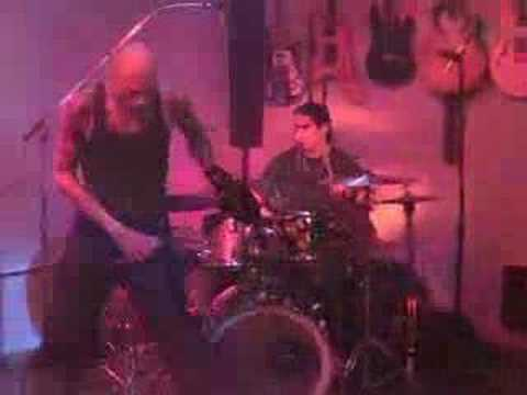 BLACK OIL live flashrock Metal music video
