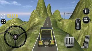 Off Road Driving Simulator Android Gameplay #12 FHD #new #cars   New Games Car for Kids