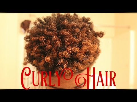 How To Get Curly Hair For Men Fast In 5 Minutes No Click Bait