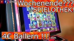 [NEU 2020] Wochenende? = Direkt los, Spielautomaten 4 € drücken !!!
