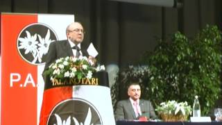 Congresso PATT 2012 (1a parte)