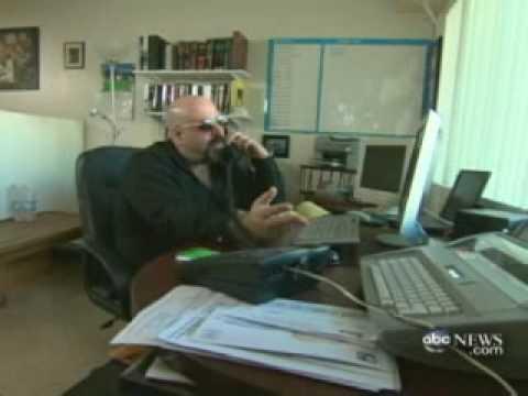 PRISON CONSULTANT - Wall Street Prison Consultants Nightline ABC - Larry Levine