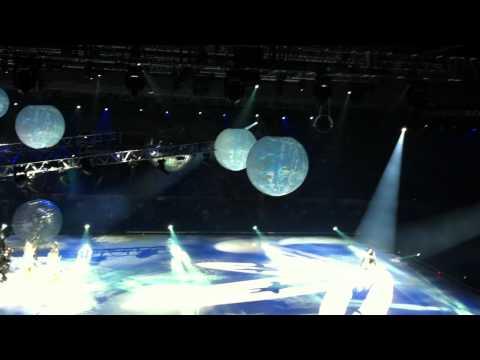 Ледовое шоу Снежная Королева2010  Snowqueenice show