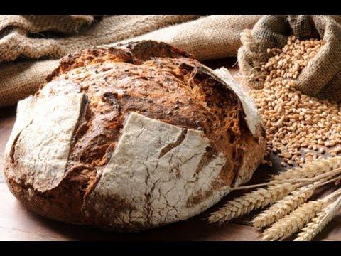 Цельнозерновой хлеб - нужно знать каждому!  + рецепты бездрожжевого хлеба.